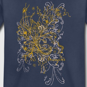 Yellow flowers - Toddler Premium T-Shirt