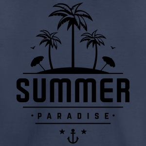 Summer Paradise - Toddler Premium T-Shirt