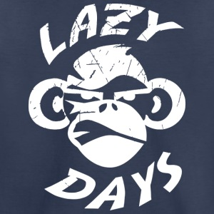 Lazy_Days T-shirt - Toddler Premium T-Shirt