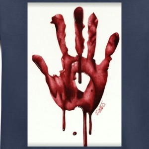 Bloody Hand - Toddler Premium T-Shirt