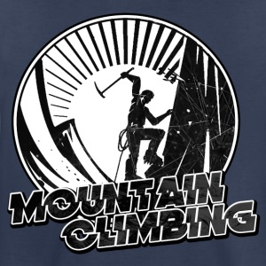 Mountain Climbing - Toddler Premium T-Shirt
