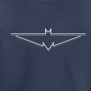 Techno Bat Symbol - Toddler Premium T-Shirt