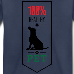 100 Healthy pet - Toddler Premium T-Shirt