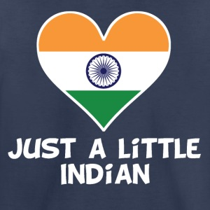 Just A Little Indian - Toddler Premium T-Shirt
