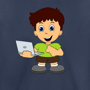nerd geek computer internet pc freak - Toddler Premium T-Shirt