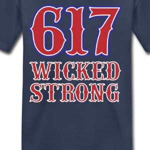 617 Wicked strong - Toddler Premium T-Shirt