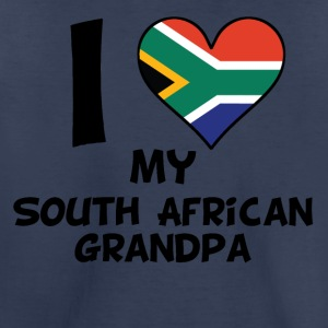 I Heart My South African Grandpa - Toddler Premium T-Shirt