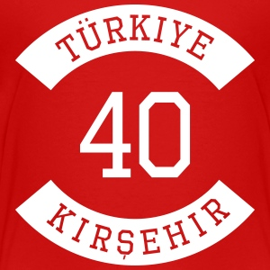 turkiye 40 - Toddler Premium T-Shirt