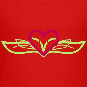 Designer Heart - Toddler Premium T-Shirt