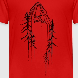 Alpine - Fungi Faction - Toddler Premium T-Shirt