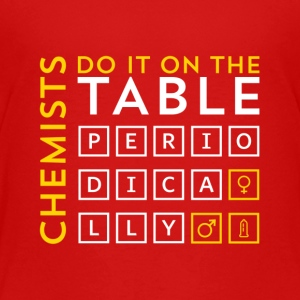 Chemistry - Toddler Premium T-Shirt