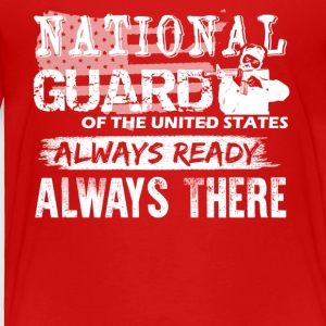 American National Guard Shirt - Toddler Premium T-Shirt