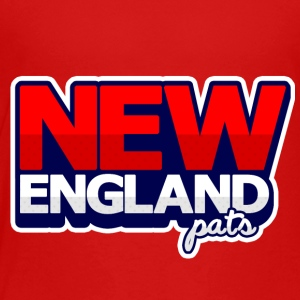 NEW ENGLAND 'PATS' - Toddler Premium T-Shirt