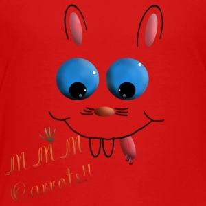 mmmmm Carrots - Toddler Premium T-Shirt
