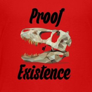 Proof existence - Toddler Premium T-Shirt