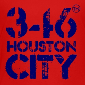 346 HOUSTON CITY - Toddler Premium T-Shirt