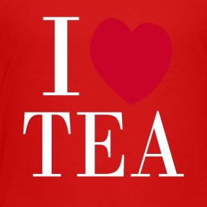 I love TEA - Toddler Premium T-Shirt