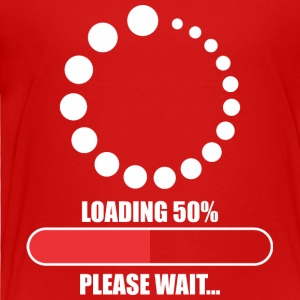 loading - Toddler Premium T-Shirt