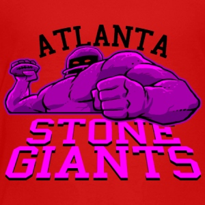 Atlanta Stone Giants - Toddler Premium T-Shirt