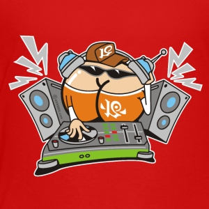 Assmex DJ - Toddler Premium T-Shirt