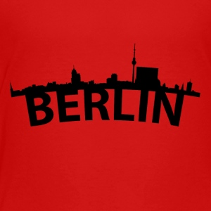 Arc Skyline Of Berlin Germany - Toddler Premium T-Shirt