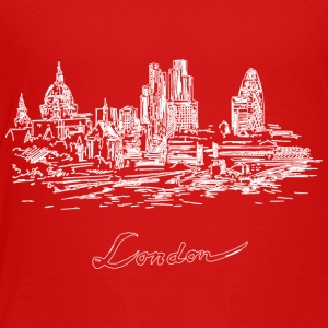 London City - United Kingdom - Toddler Premium T-Shirt