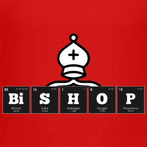 Periodic Elements: BiSHOP - Toddler Premium T-Shirt