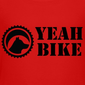 yeah_bike_black - Toddler Premium T-Shirt