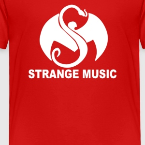 Strange Music - Toddler Premium T-Shirt