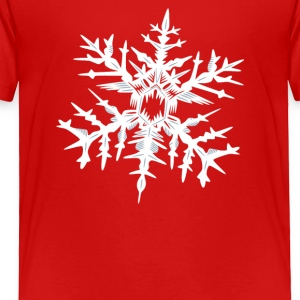 Angry Snowflake Funny - Toddler Premium T-Shirt