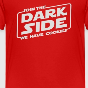 Dark Side Planet - Toddler Premium T-Shirt