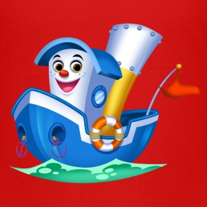Little boat Arthur Collection - Toddler Premium T-Shirt
