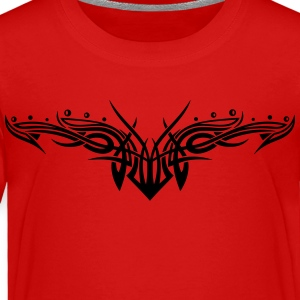 Tribal ornament, filigree style. - Toddler Premium T-Shirt
