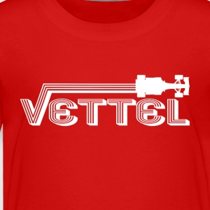 Auto Racing Legend vettel - Toddler Premium T-Shirt