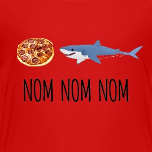 Pizza Shark - Toddler Premium T-Shirt