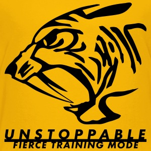 Unstoppable Tiger - Toddler Premium T-Shirt