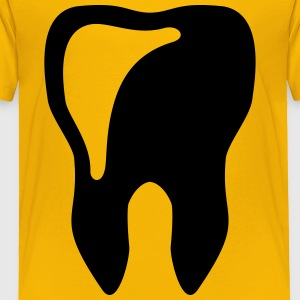 tooth - dentist - Toddler Premium T-Shirt