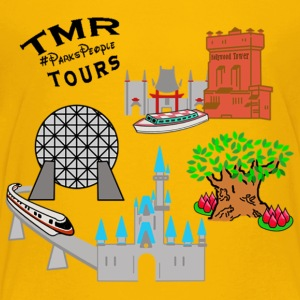 4 Parks TMR Tours - Toddler Premium T-Shirt