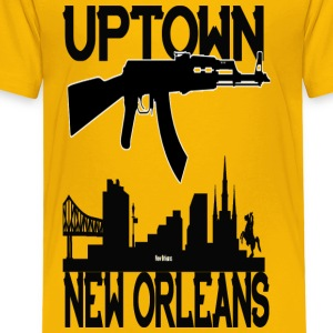 UPTOWN NO TEES - Toddler Premium T-Shirt