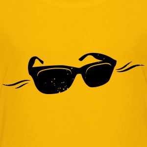 Sunglasses - Vintage - Toddler Premium T-Shirt