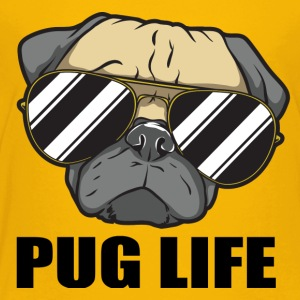 Pug life - Toddler Premium T-Shirt