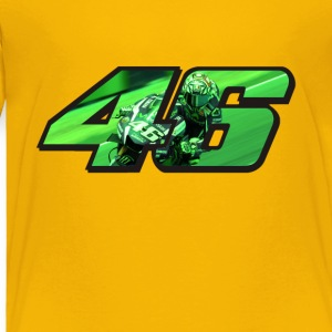 VR46 Logo - Toddler Premium T-Shirt