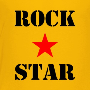 ROCK ★ STAR - Toddler Premium T-Shirt