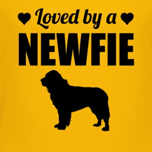 Loved By A Newfie - Toddler Premium T-Shirt