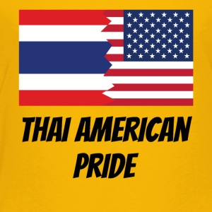 Thai American Pride - Toddler Premium T-Shirt