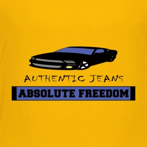 ABSOLUTE-FREEDOM - Toddler Premium T-Shirt