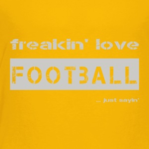 football_bright - Toddler Premium T-Shirt