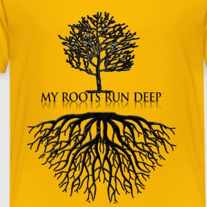Deeply_Rooted_2017 - Toddler Premium T-Shirt