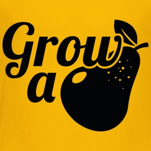 Grow A Pear - Toddler Premium T-Shirt