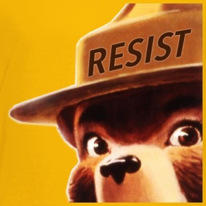 smoky says resist - Toddler Premium T-Shirt